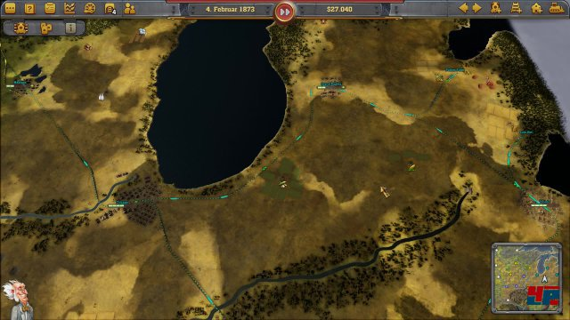 Screenshot - Railway Empire (PC) 92559367