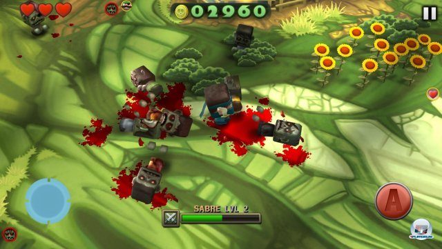 Screenshot - Minigore 2: Zombies (iPhone) 92431467