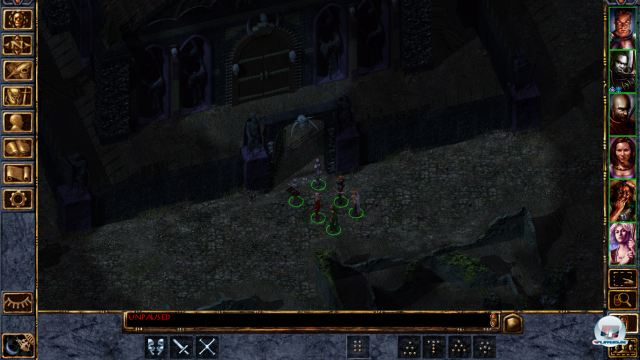 Screenshot - Baldur's Gate: Enhanced Edition (Android) 92400117
