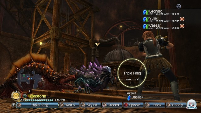 Screenshot - White Knight Chronicles II (PlayStation3) 2226917