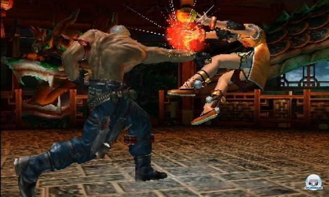 Screenshot - Tekken 3D Prime Edition (3DS) 2250517