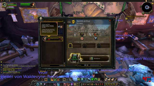 Screenshot - World of WarCraft: Legion (Mac) 92530795