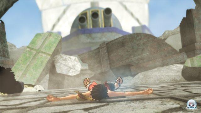 Screenshot - One Piece: Pirate Warriors (PlayStation3) 2362152