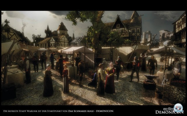 Screenshot - Das Schwarze Auge: Demonicon (PC) 2243783