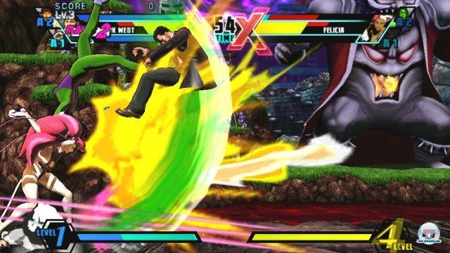 Screenshot - Ultimate Marvel vs. Capcom 3 (PS_Vita) 2316977