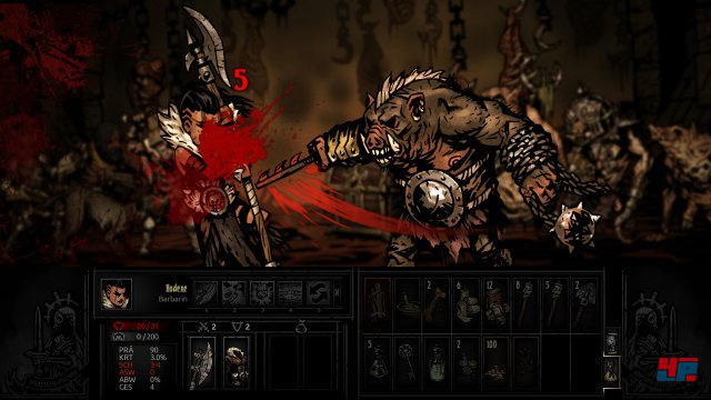 Screenshot - Darkest Dungeon (PC)