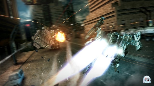 Screenshot - Armored Core V (PlayStation3) 2221902