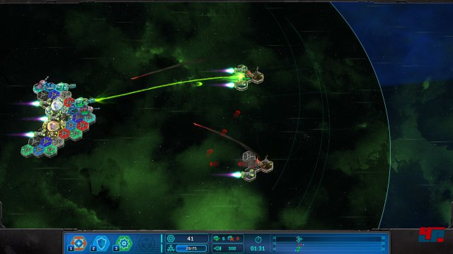 Screenshot - Space Run Galaxy (PC) 92529307
