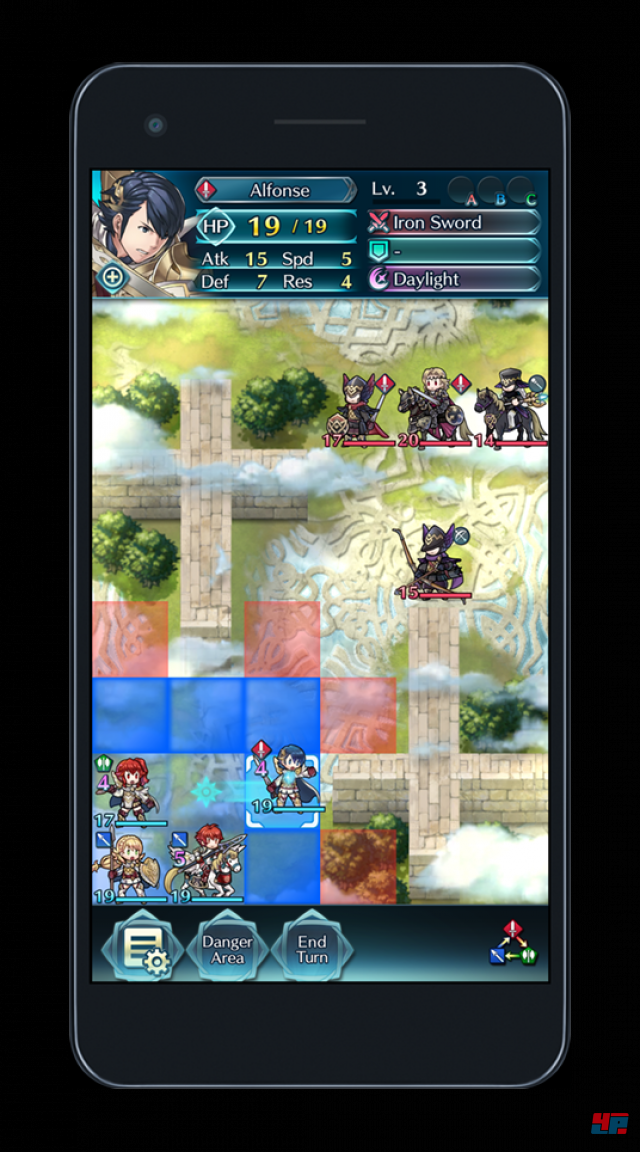 Screenshot - Fire Emblem Heroes (Android)