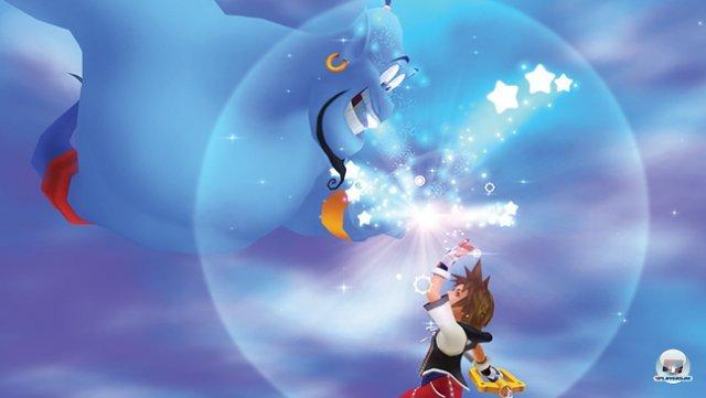 Screenshot - Kingdom Hearts 1.5 HD Remix  (PlayStation3) 92433102