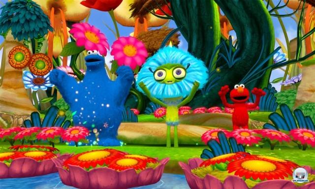 Screenshot - Sesamstraße: Es war einmal ein Monster (360) 2246832