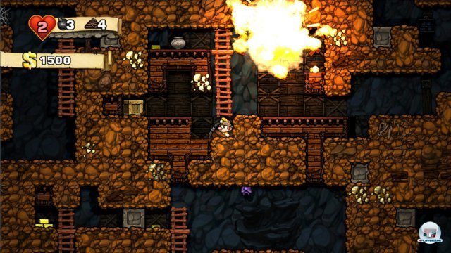 Screenshot - Spelunky (360)