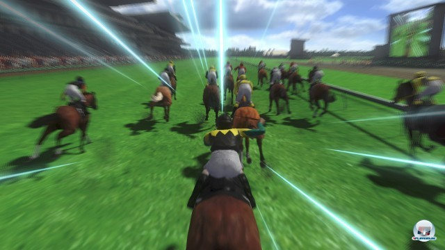 Screenshot - Champion Jockey: G1 Jockey & Gallop Racer (PlayStation3) 2229898