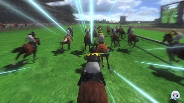 Screenshot - Champion Jockey: G1 Jockey & Gallop Racer (PlayStation3) 2229898