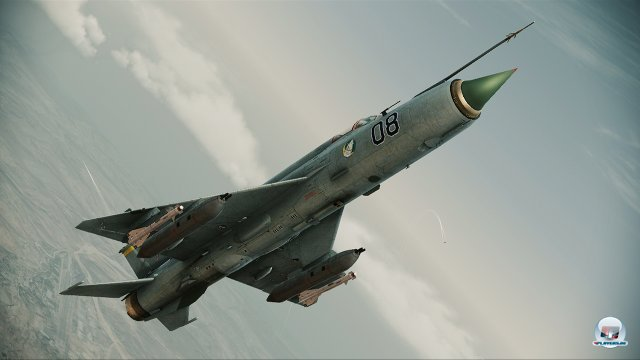 Screenshot - Ace Combat: Assault Horizon (360) 2260082