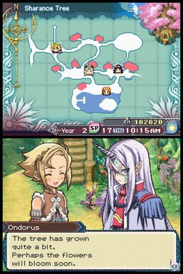 Screenshot - Rune Factory 3: A Fantasy Harvest Moon (NDS) 2273197