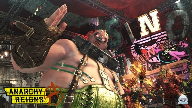 Screenshot - Anarchy Reigns (PlayStation3) 2243542