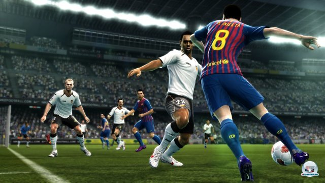 Screenshot - Pro Evolution Soccer 2013 (PlayStation3) 2363687