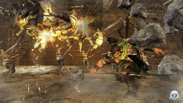 Screenshot - Dynasty Warriors 8 (PlayStation3) 92433862