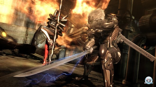 Screenshot - Metal Gear Rising: Revengeance (360) 92425362