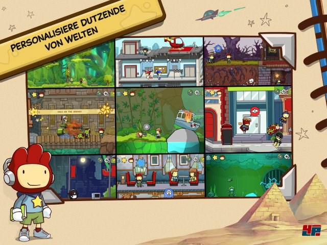 Screenshot - Scribblenauts Unlimited (Android) 92517915