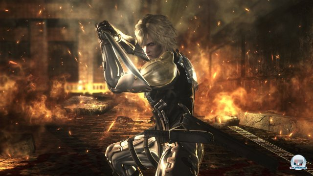 Screenshot - Metal Gear Rising: Revengeance (PlayStation3) 2362622