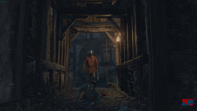 Screenshot - The Black Death (PC)