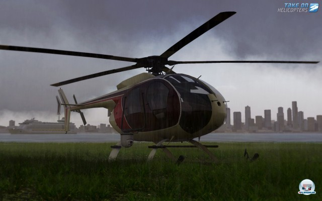 Screenshot - Take On Helicopters (PC) 2232397