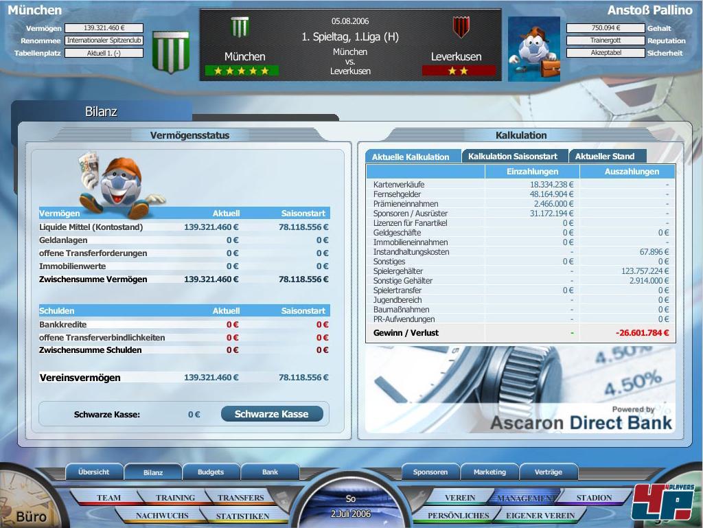 Anstoss 2006 editor steht zum download bereit gamestar.
