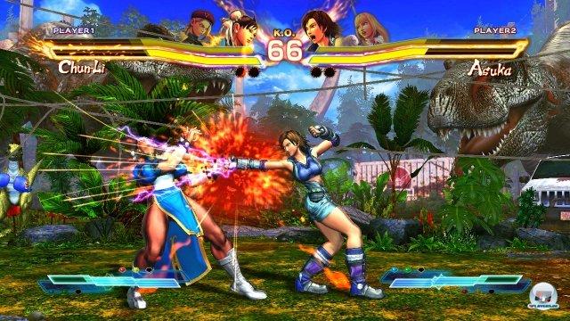 Screenshot - Street Fighter X Tekken (360) 2309417