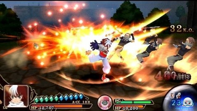 Screenshot - Tales of the Heroes: Twin Brave (PSP) 2295482