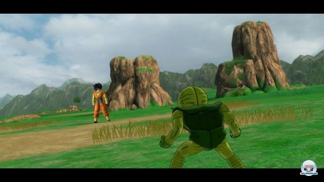 Screenshot - DragonBall Z: Ultimate Tenkaichi (PlayStation3) 2259827