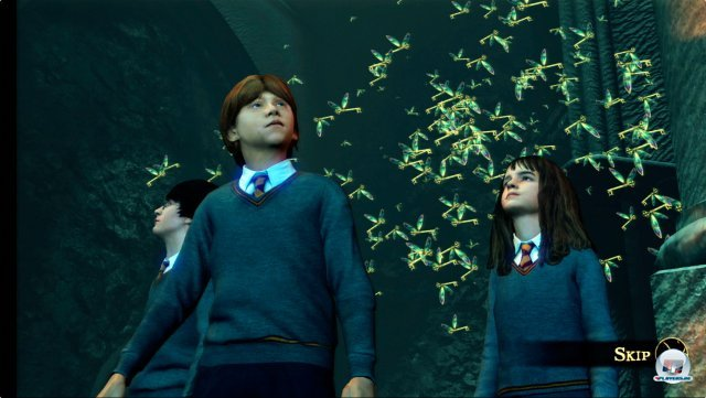 Screenshot - Harry Potter für Kinect (360)