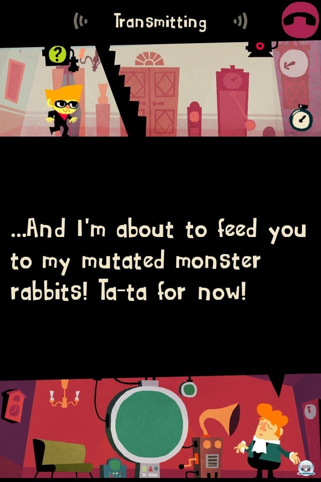 Screenshot - Beat Sneak Bandit (iPhone)