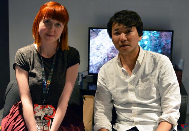Alice im Interview mit Fumito Ueda (The Last Guardian). Wie läuft so eine Spielemesse ab? Man hat viele Termine, macht Interviews und schreibt - wie unser Team vor Ort die E3 2016 erlebt hat, zeigt unsere Video-Reportage.