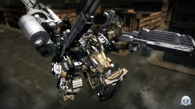 Screenshot - Armored Core V (PlayStation3) 2221909