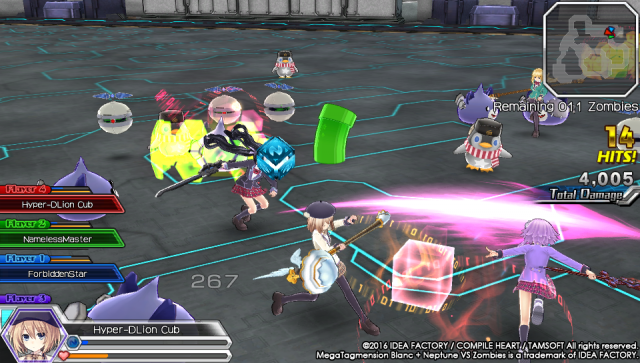 Screenshot - MegaTagmension Blanc   Neptune VS Zombies (PS_Vita) 92525113