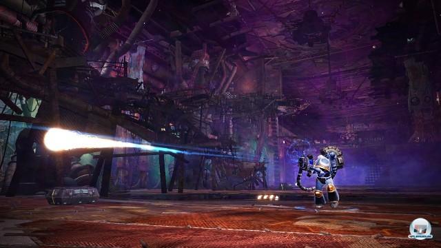 Screenshot - Warhammer 40.000: Kill Team (PlayStation3)