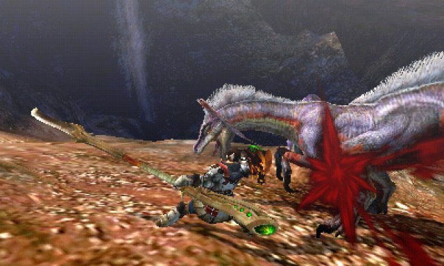 Screenshot - Monster Hunter 4 (3DS) 92399007