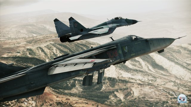 Screenshot - Ace Combat: Assault Horizon (360) 2270832