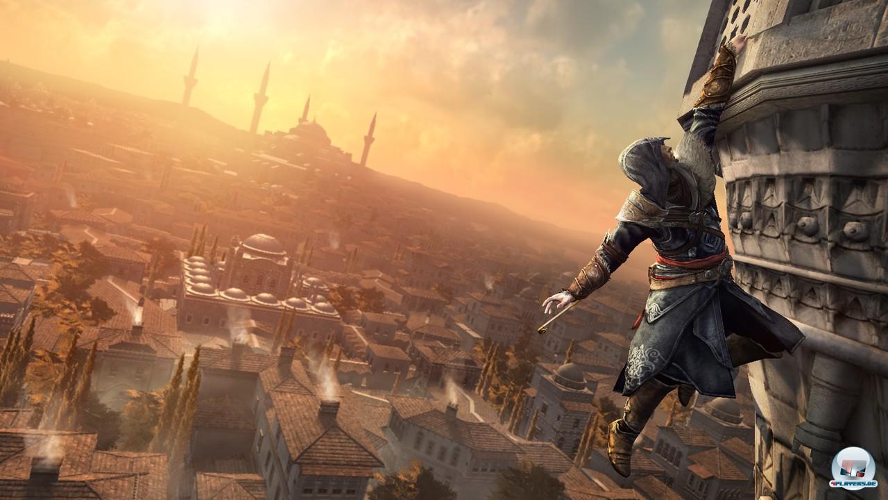 Ezio führt es diesmal nach Konstantinopel.