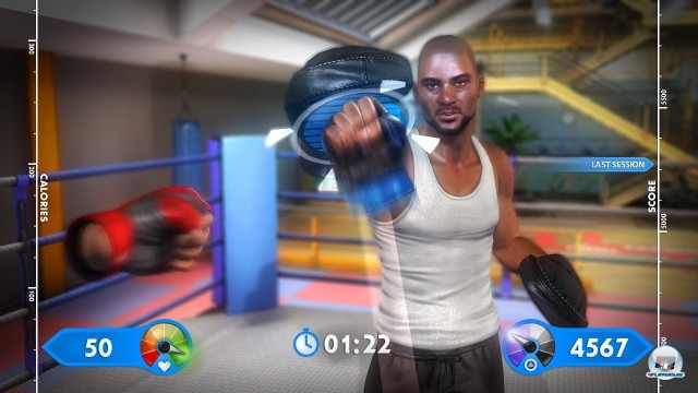 Screenshot - Move Fitness (PlayStation3)