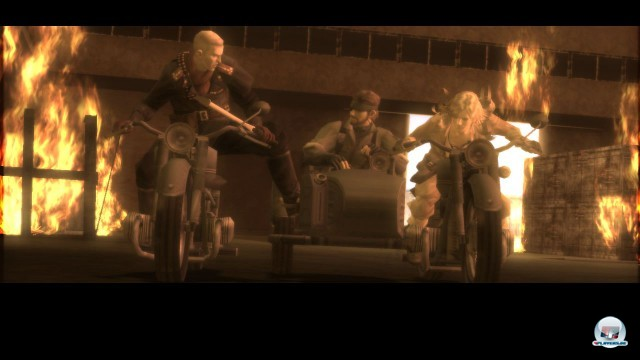 Screenshot - Metal Gear Solid: HD Collection (PlayStation3) 2251392