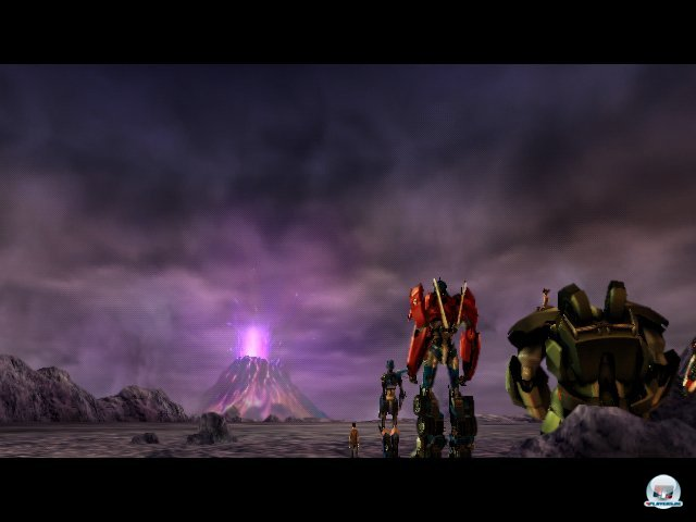 Screenshot - TransFormers: Prime (3DS) 2364387