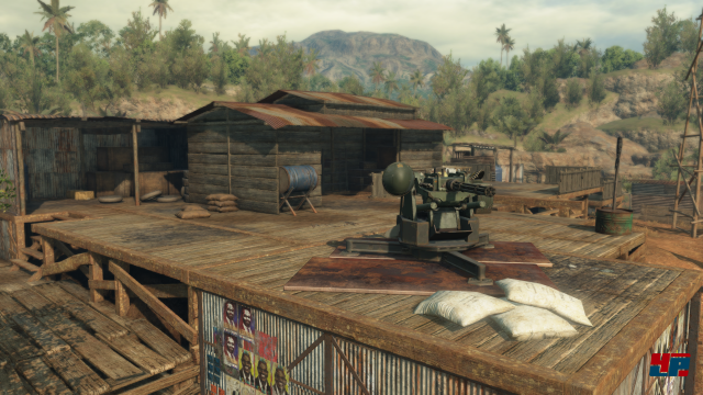 Screenshot - Metal Gear Online (360) 92515121