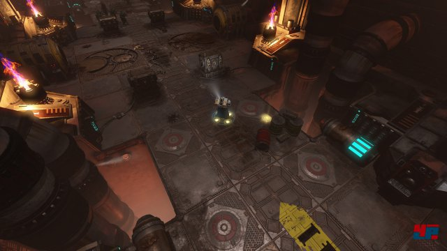 Screenshot - Warhammer 40.000: Inquisitor - Martyr (PC)