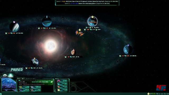 Screenshot - The Last Federation (PC)