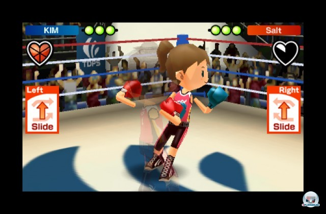 Screenshot - DualPenSports (3DS) 2253332
