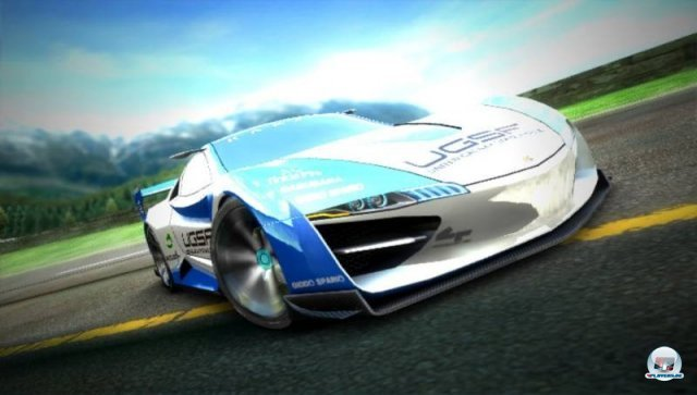 Screenshot - Ridge Racer Vita (PS_Vita) 2293432