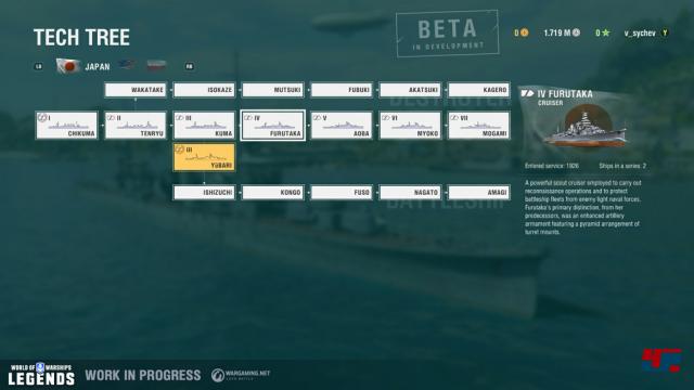 Screenshot - World of Warships (PS4) 92572392